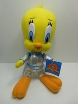 "Astronaut Tweety Bird 1998 Warner Bros Ace Looney Tunes 12"" Stuffed Plus... - $6.74"