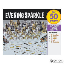 Evening Sparkle New Year's Eve Party for 50 - $116.73