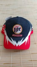 NEW WITH TAGS CHASE  MILLER LITE RACING DUSTY WALLACE NO 2 HAT / CAP  - $19.99