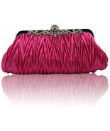Kingluck Silk Cocktail Evening Handbags/Clutches in Gorgeous Silk More Colors Av - $23.36 - $24.99
