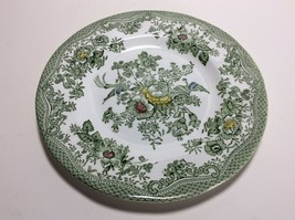 """Enoch Wedgwood Tunstall Green Multicolor Kent Bread & Butter Plate s 6"""" - $11.86"""