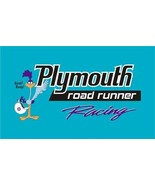 Plymouth Road Runner Racing 3 x 5 ft Mopar flag w/grommets  - $25.00