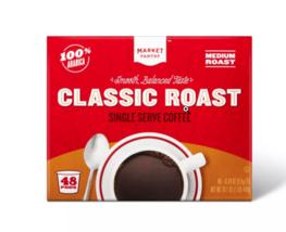 KEURIG Premium Roast Medium Roast Coffee - Single Serve Pods - 48ct  - $29.69