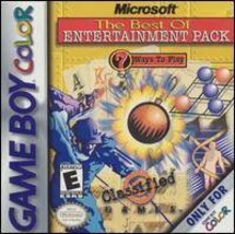 Microsoft The Best of Entertainment Pack - Game Boy Color - $50.39