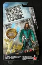"""2017 DC Justice league Battle Armor Aquaman 6"""" Action Figure Mattel - $17.77"""