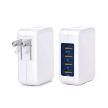 3.1A 15W High Speed 4 Port USB Wall Charger Portable Travel Charger - $7.69