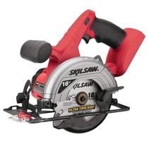 SKIL 5995-01 18-Volt 5-3/8-Inch SKILSAW Circular Saw Bare-Tool No Battery - $35.99