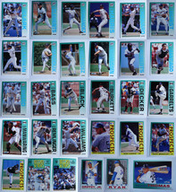 1992 Fleer Baseball Cards Complete Your Set You U Pick From List 601-720 - $0.99+