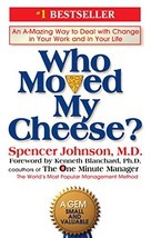 Who Moved My Cheese [Hardcover] Johnson, Spencer and Blanchard, Kenneth image 2