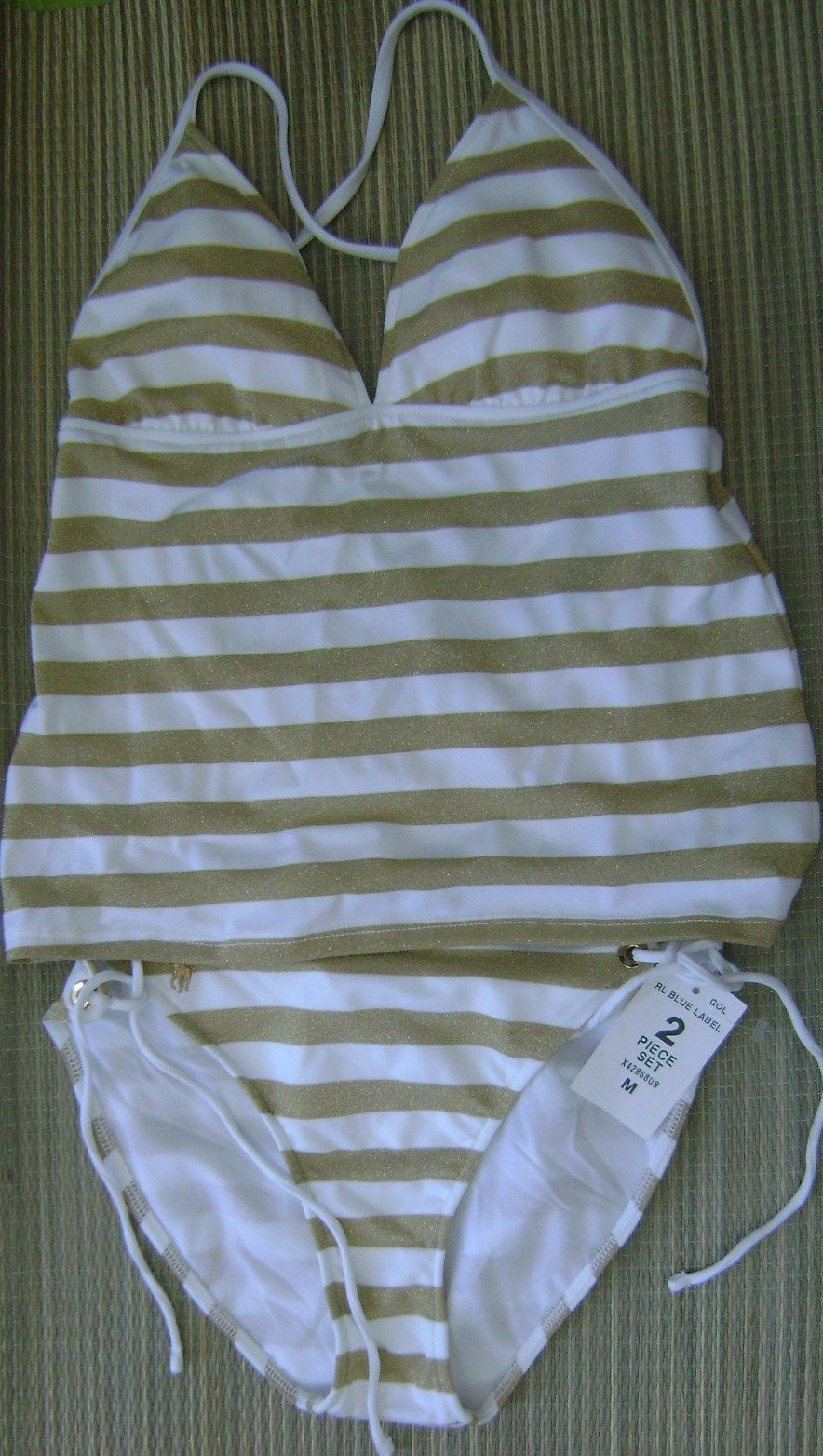 67dcd15cf4 Ralph Lauren Blue Label Women's Bikini Two and 50 similar items