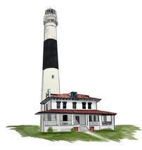 Abescon Lighthouse Truck SUV Window Car Wall Art Sticker High Quality HD - $5.99+