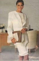 Misses Vogue Career Work Office Wardrobe Jacket Dress Shorts Pants Patte... - $14.99