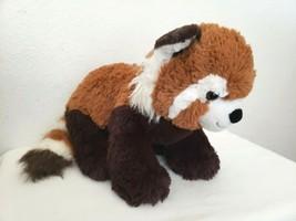 Build a Bear Red Panda Plush BABW Stuffed Animal WWF Soft Toy - $22.28