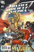 (CB-6} 2009 DC Comic Book: Justice Society of America #31 - $2.00