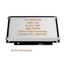 "For Dell Chromebook 11 11.6"" WXGA HD 1366x768 LED LCD Screen 30 Pin Matt... - $106.99"