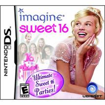 Imagine: Sweet 16 (Nintendo DS) - $26.25