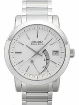 Seiko Preowned MINT CONDITION SNR001 Spring Drive 5R65-0AC0 Stainless 42... - $2,722.50