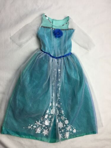 Primary image for Jakks Pacific Princess MY SIZE Doll Disney Blue Dress Gown Only