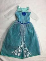 Jakks Pacific Princess MY SIZE Doll Disney Blue Dress Gown Only - $18.68