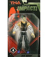 TNA Wrestling Deluxe Impact Series 4 Action Figure Jeff Hardy - $44.06