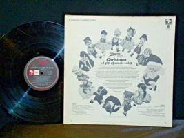 3 Christmas Records-The 12 Days of Christmas, A Christmas a Gift of Music Vol 3 image 8