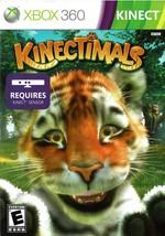 Kinectimals, Xbox 360, NTSC, 2010, Microsoft - $9.99
