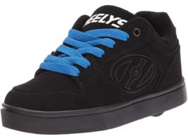 Heelys Motion Plus Size US 13 M (Y) Boy's Wheeled Skate Roller Shoes Black