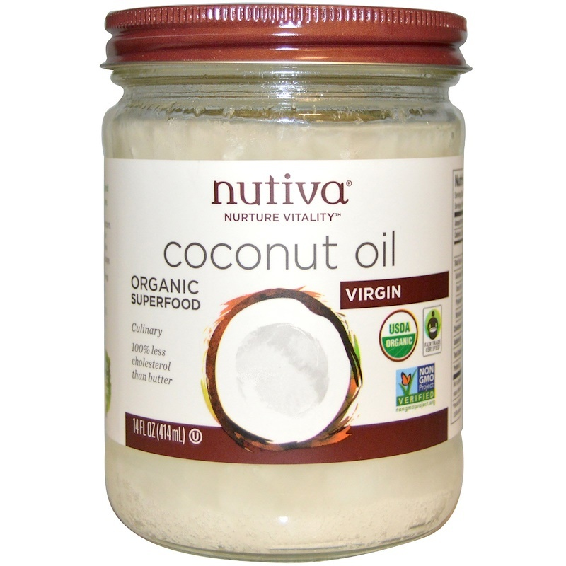 Homeopatia suplementos vitaminas nutiva aceite coco 16