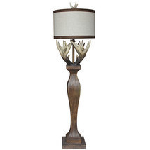 Rustic Faux Deer Antler Floor Lamp Rustic Cabin Lodge,66''H - $494.01