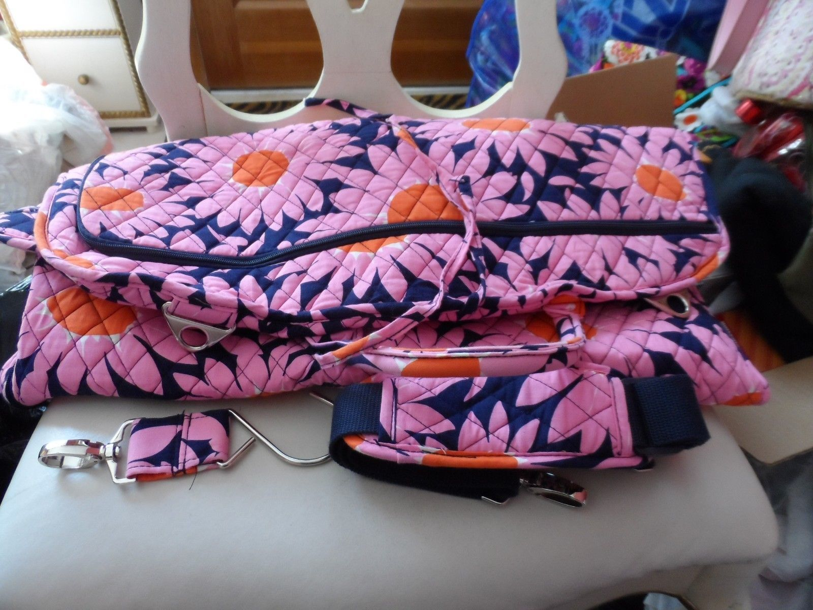 Primary image for Vera Bradley Loves Me Garment bag  #2