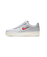 Nike Air Force 1 '07 (Vast Grey/ Challenge Red/ Home and Away) Men 8-13 - $229.99