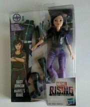Marvel Rising Secret Warriors. Daisy Johnson. Quake Secret Identity Doll... - $12.19
