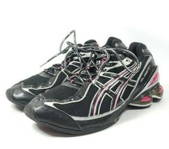 Asics Gel-Frantic 4 Athletic Running Shoes Women's Sz 9.5 (tu9ep) - $32.00