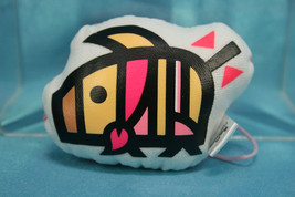 Bandai Monster Hunter Capsule Goods P2 Cleaner Plush Strap Poogie Pink Enchanted - $16.99