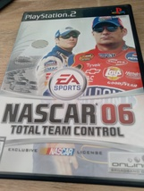 Sony PS2 NASCAR 06: Total Team Control image 1