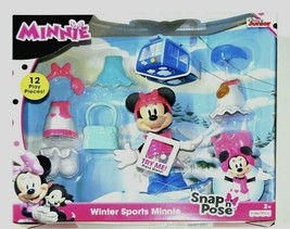 Disney Minnie Mouse - Winter Sports Minnie - $49.49
