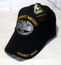 Us Army Combat Medic Field Medic U.S. Army Officially Licensed Baseball Cap Hat - $20.99