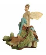 Acorn Fairy Figurine Flower Fairies Cicely Mary Barker - $171.50