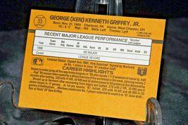 1989 DonRuss Rated Rookie Ken Griffey Jr. AA20-BTC3028 Baseball Trading Cards #  image 3