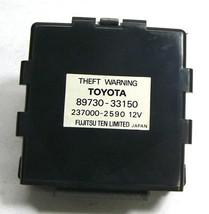 2002-2005 Lexus ES300 Anti Theft Locking Control Module 89430-33030 - $17.82