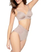 WIRE FREE SOFT CUP BRA CONVERTIBLE STRAPS SEAMLESS WIDE BAND L-XL 38 40 ... - $64.00