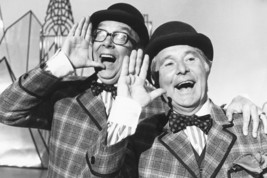 Eric Morecambe & Ernie Wise B&w Smiling in Costume Classic 1970's TV Ser... - $23.99
