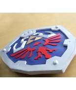 The Legend of Zelda: Breath of the Wild Hylian Shield Cosplay Prop for Sale - $135.00