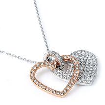 NIB Swarovski Amorous Versatile Pendant Heart Shaped Crystal Authentic 5... - $79.19