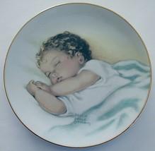 Bessie Pease Gutmann Sweet Innocense Collector Plate Porcelain - $26.99