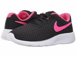 Nike Preschool Tanjun Athletic Shoes Black/Hyper Pink-White - $49.99