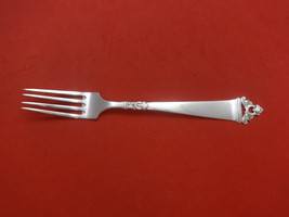 "Odel by Nils Hansen Norway Sterling Silver Regular Fork 7"" - $84.55"