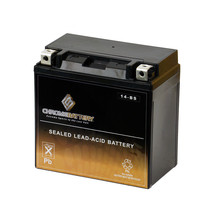 YTX14-BS Motorcycle Battery for HONDA VT750CD, CD2 Shadow Deluxe 750CC 98-'02 - $48.90