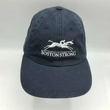 Boston Strong Suffolk Downs Horse Racing Track Baseball Cap Adjustable H... - $29.99