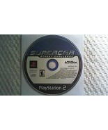 Supercar Street Challenge (Sony PlayStation 2, 2001)  - $2.95